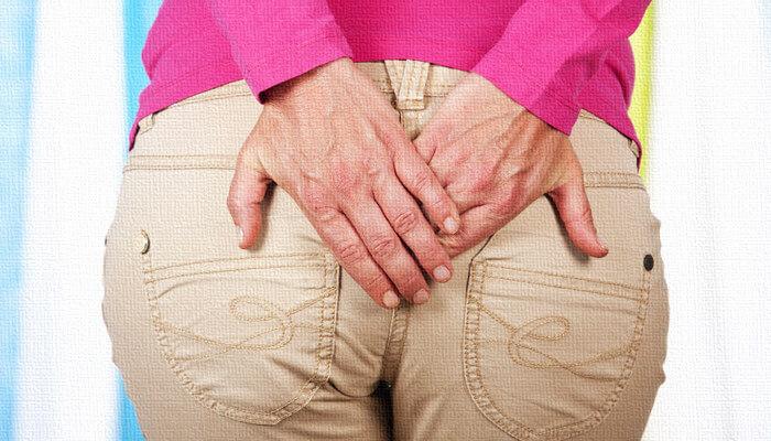 Les Symptomes des crises hémorroidaire